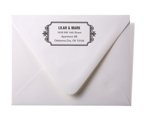 Stamp envflap hotel small