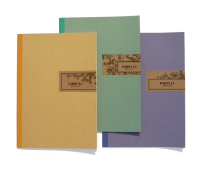 Gardens Personalized Notebooks from Paperwink